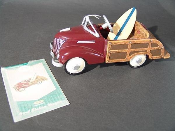 1316: HALLMARK KIDDIE CAR CLASSICS 1938 GARTON FORD STA