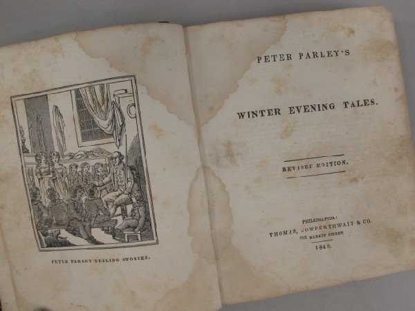 WINTER EVENING TALES: PETER PARLEY