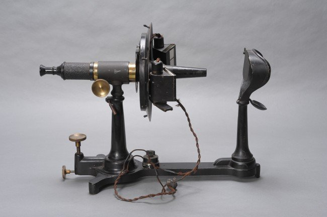 ANTIQUE MEDICAL GENERAL OPTICAL CO. OPHTHALMOMETER