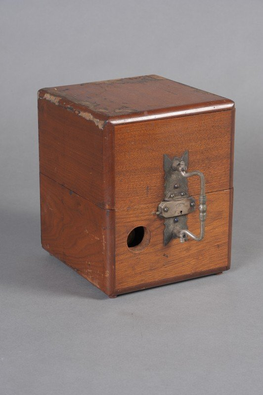 LATE 1800'S HARRIS ELECTRO MEDICAL BATTERY
