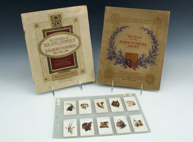 JOHN PLAYER CIGARETTE CARDS & ALBUMS