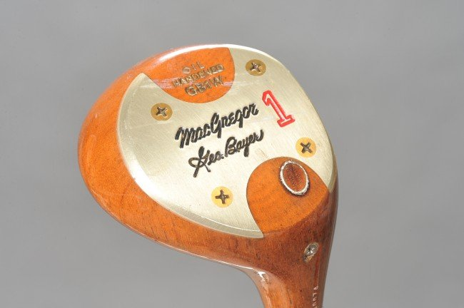 A MACGREGOR GEORGE BAYER GB1W DRIVER - 2