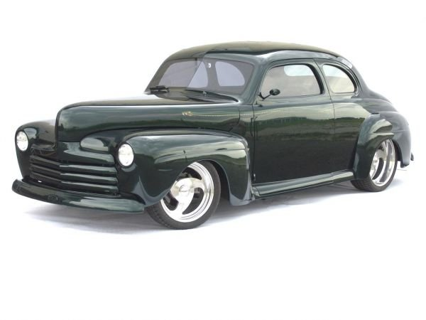 1: AWARD WINNING '47 FORD CUSTOM STREET ROD 2 DR COUPE