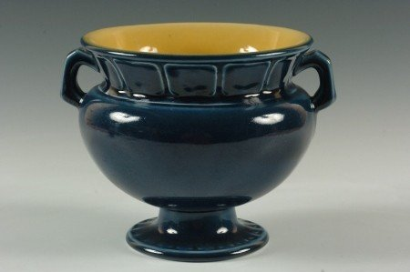 ROOKWOOD ART POTTERY ART DECO URN DATED 1921