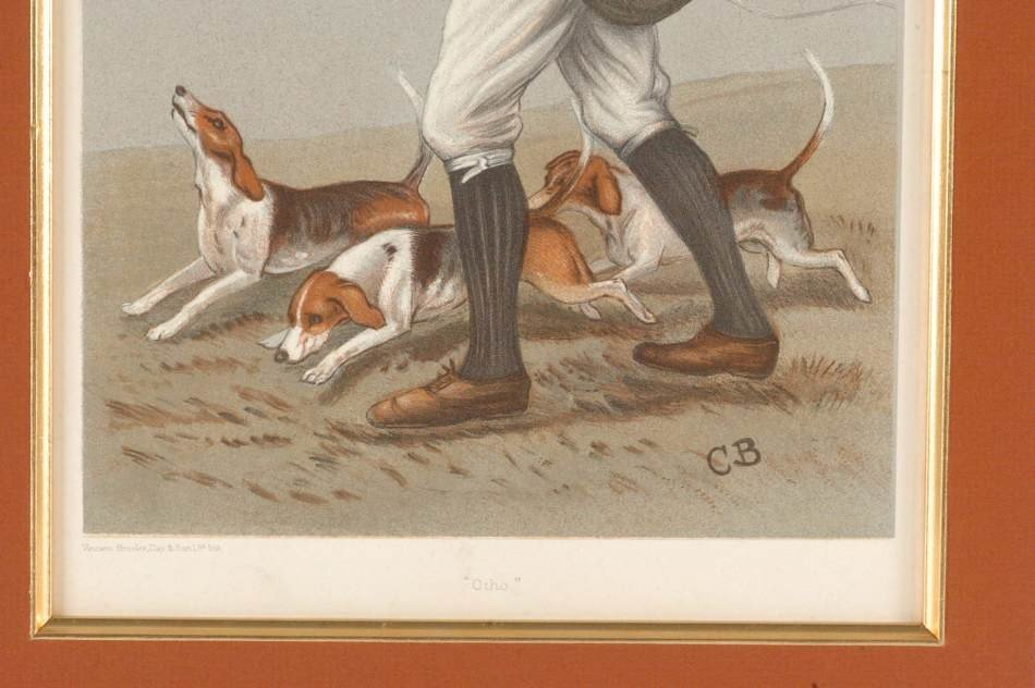 THREE LITHOGRAPHS BY VINCENT BROOKS DAY & SON, 1893-190 - 10
