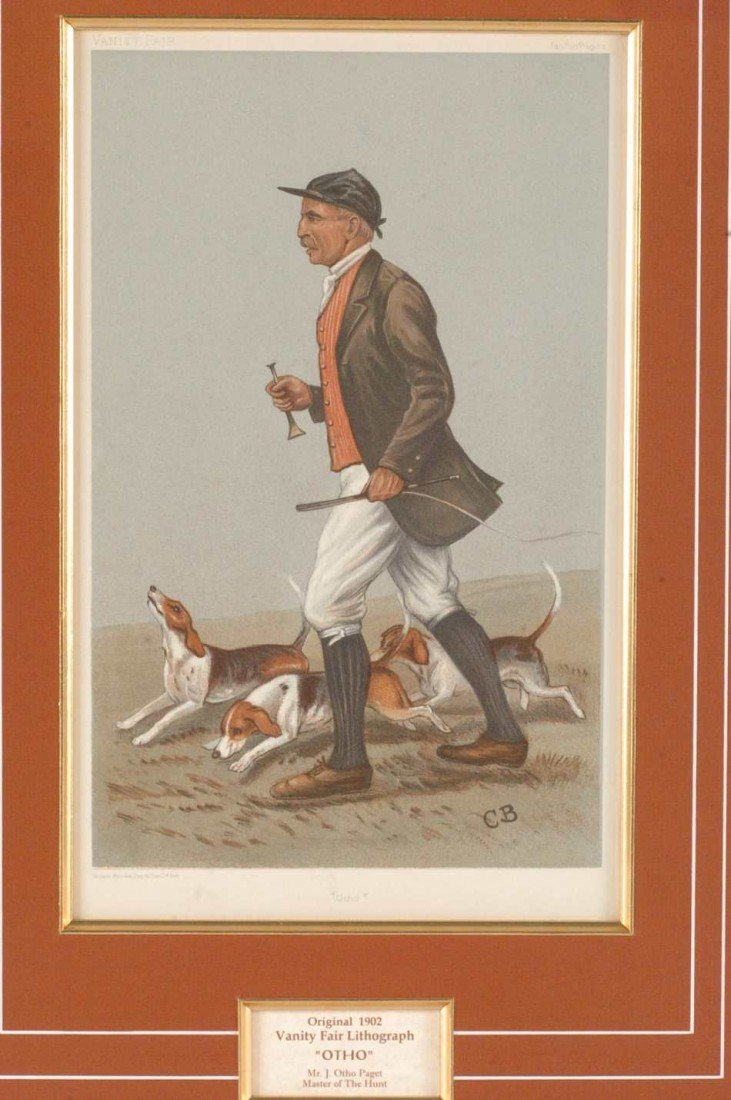 THREE LITHOGRAPHS BY VINCENT BROOKS DAY & SON, 1893-190 - 9