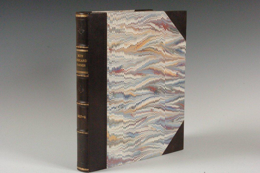 New England Farmer and Gardener's Journal 1838