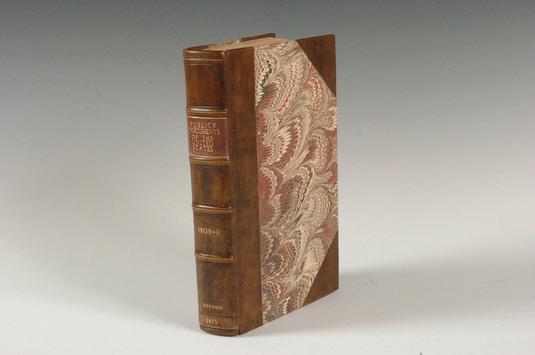 State Papers and Publick Documents of the US, 1809-11