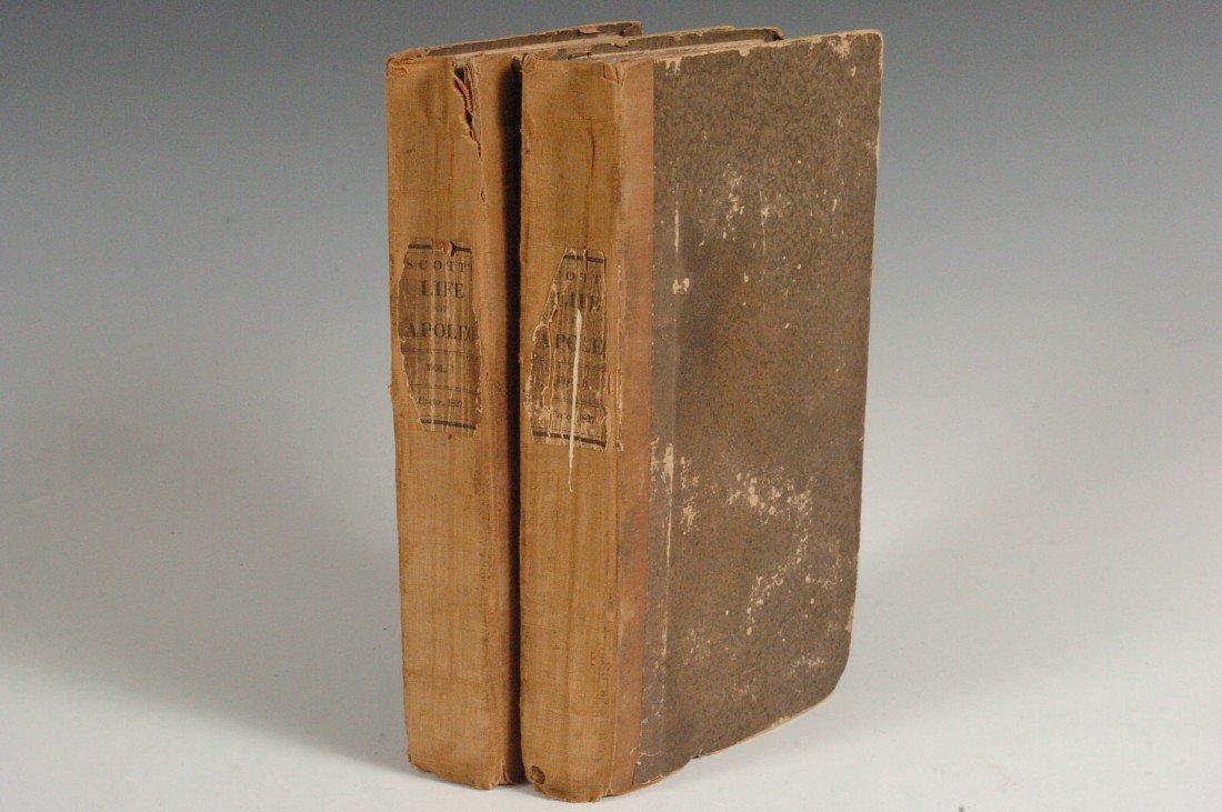 Scott, W., The Life of Napoleon Buonaparte, 2 Vols, 182