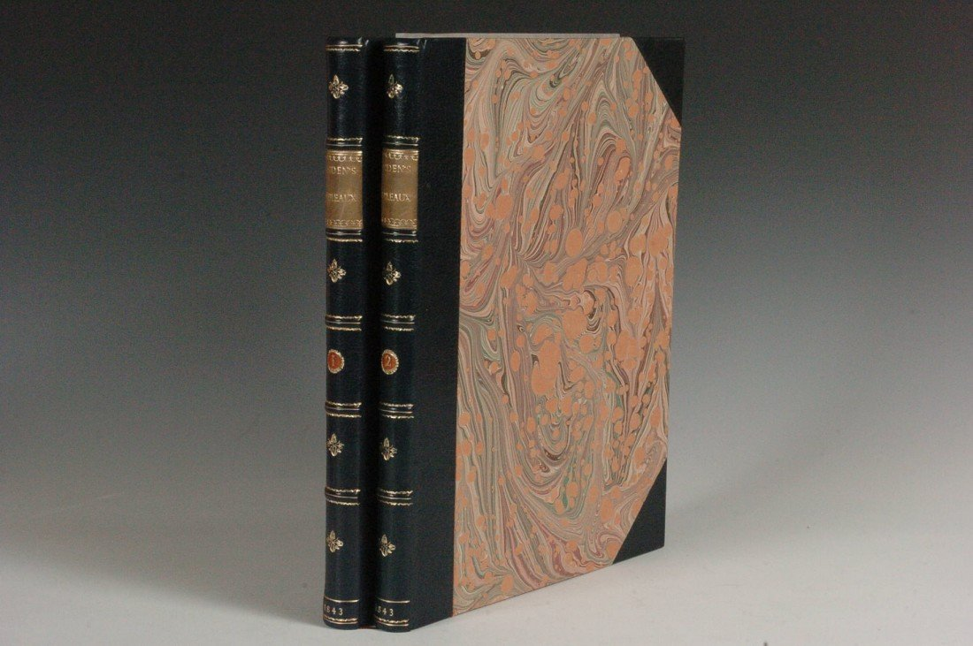 Finden, W. and E., Findens Tableaux, Two Vols, 1843