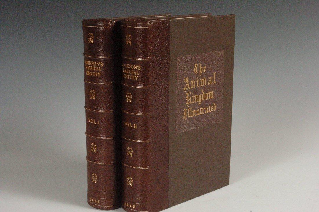 Johnson's Natural History of the Animal Kingdom, 1868