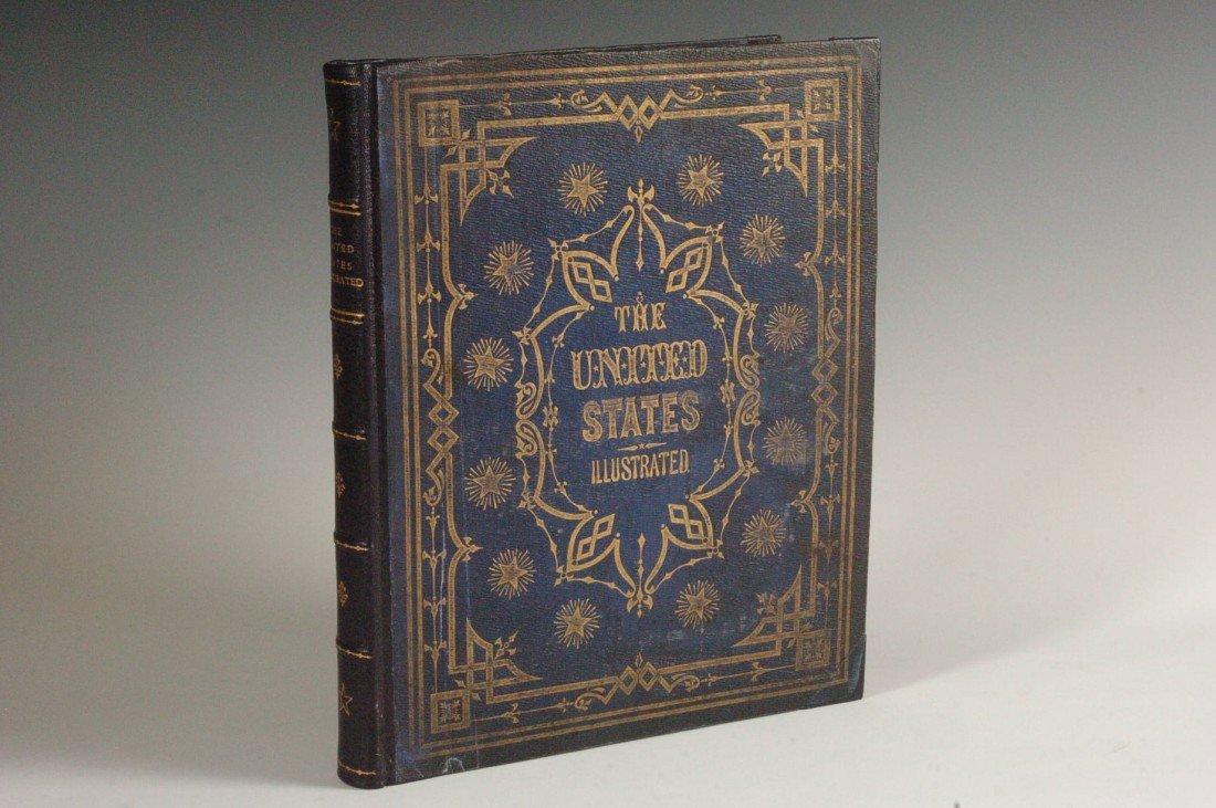 Dana, C.A., United States Illustrated, Volume I 'West'