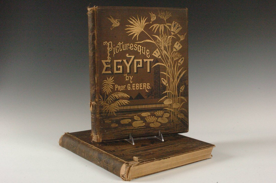 Ebers, G., Egypt: Descriptive, Historical and Picturesq