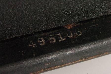 MILLS BLACK CHERRY 25 CENT SLOT MACHINE, ORIGINAL & NIC - 9