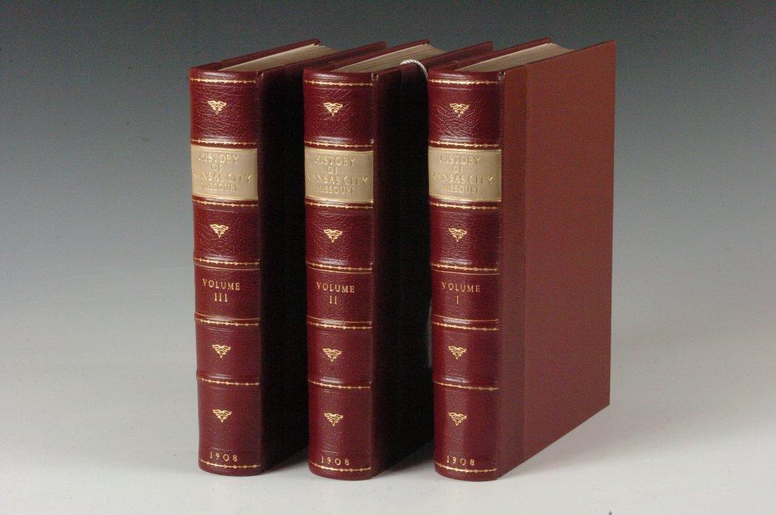 Whitney, C.W., Kansas City, Missouri: Its History, 1908