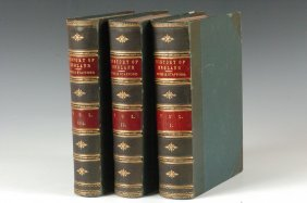 Hume and Stafford, History of England, 3 Volumes,