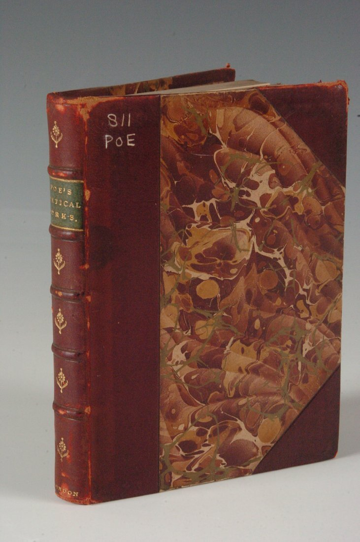 Skipsey, Joseph, Poetical Works of Edgar Allen Poe, 188
