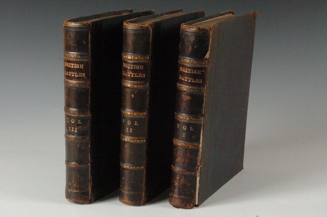 Grant, James, British Battles on Land and Sea, 3 Volume