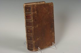 Smollett, T., Complete History Of England, 1759
