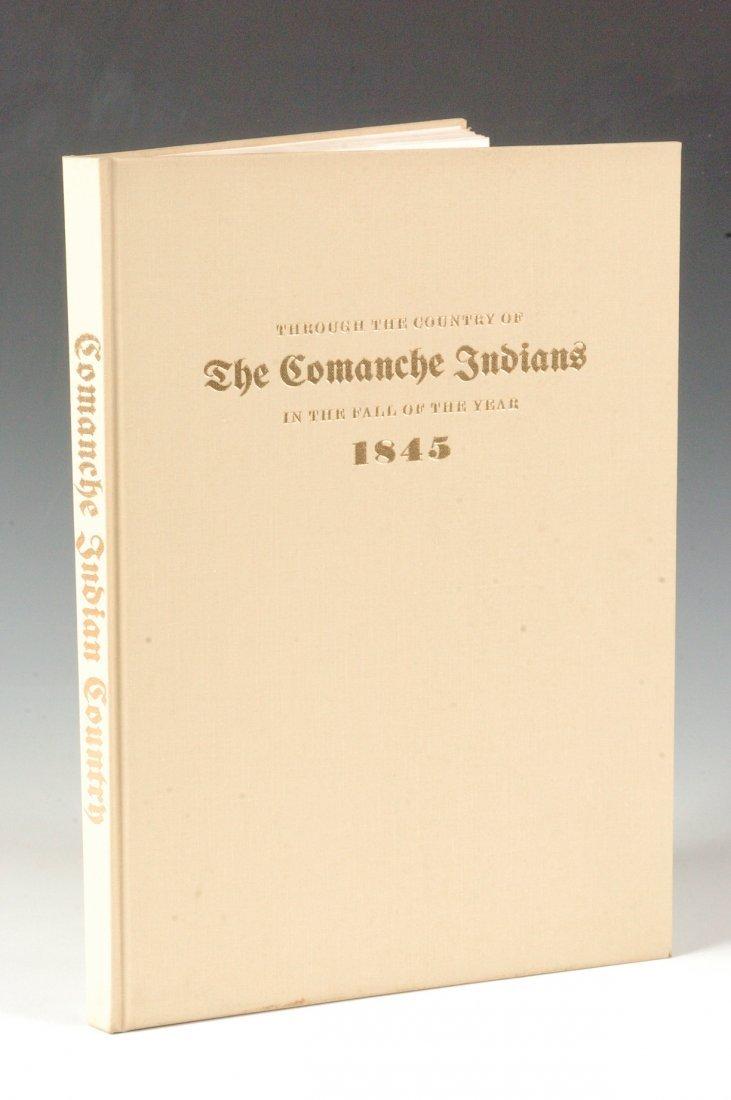 Galvin, John, The Comanche Indians, 1970
