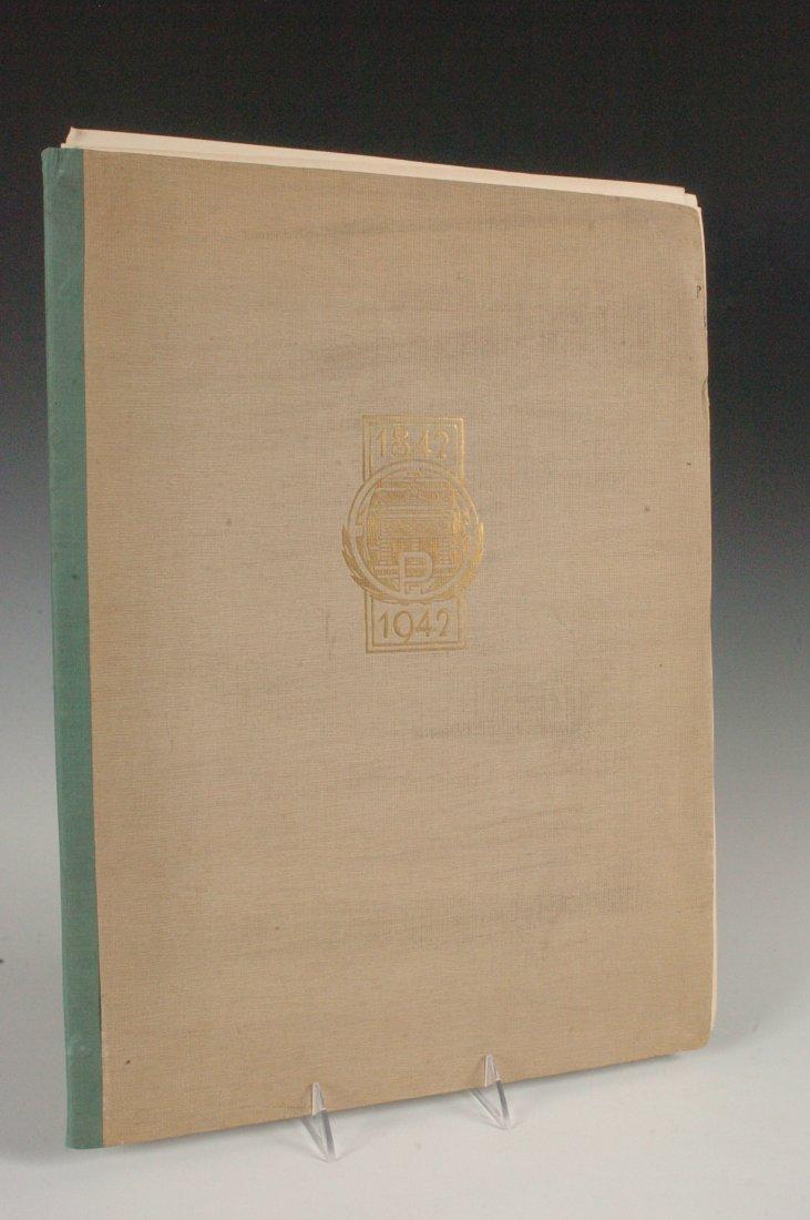 Vondrous, J.C., Pencil Signed Etchings Portfolio, 1942