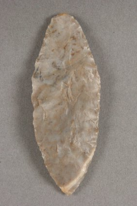 3.5 INCH OVOID KNIFE, LAFAYETTE CO., MO.