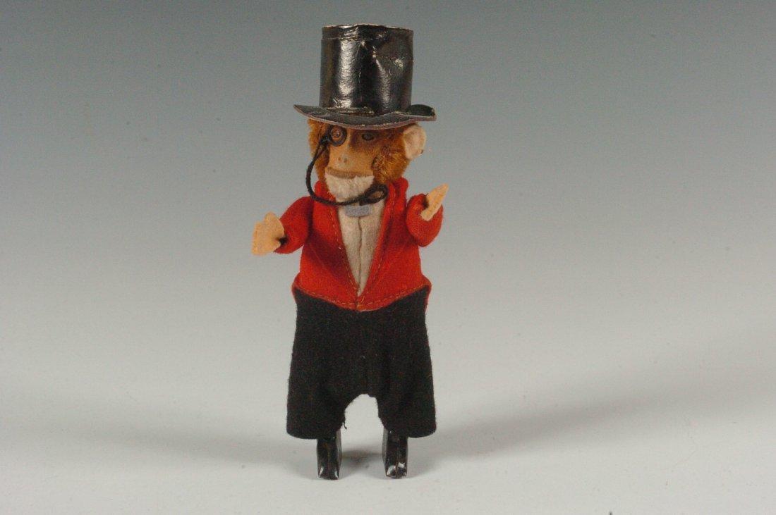 SCHUCO MONKEY IN TOP HAT