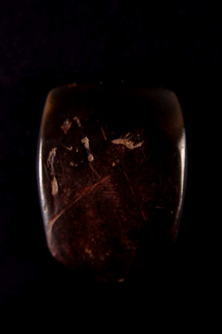 HEMATITE CELT, 1.75 INCHES