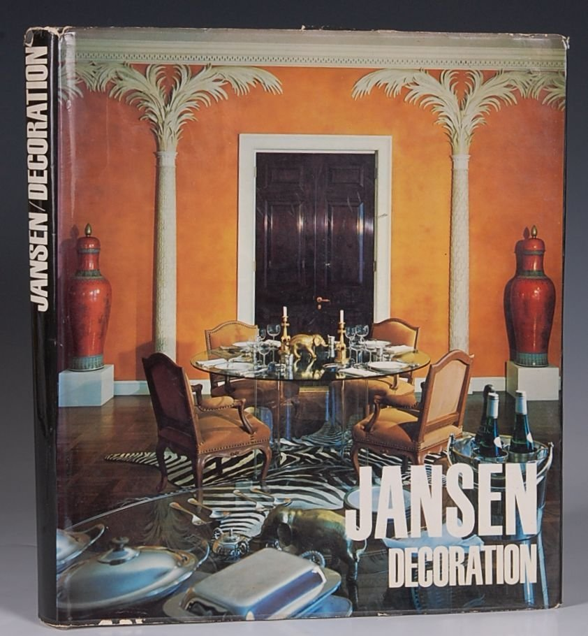 JANSEN DECORATION 1971, HARDCOVER