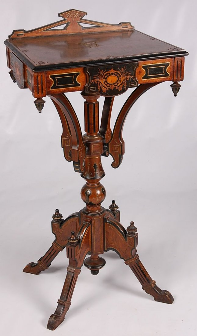FINE VICTORIAN RENAISSANCE BOOK OR MUSIC STAND