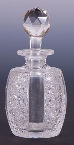 CUT GLASS COLOGNE