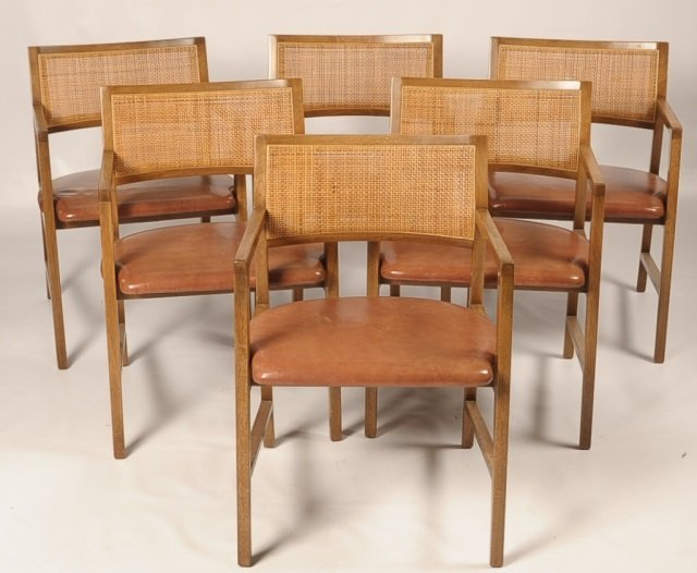 DUNBAR DINING TABLE AND CHAIRS