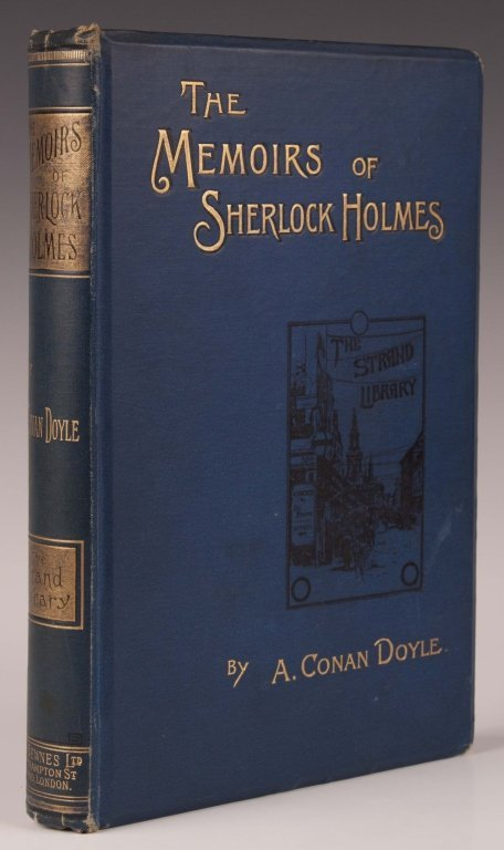 DOYLE, A.C., THE MEMOIRS OF SHERLOCK HOLMES, 1892