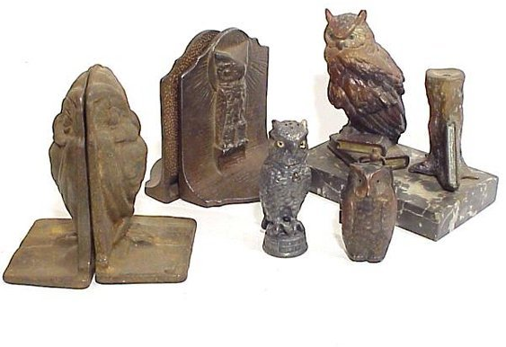 16: Grouping Of Various Antique And Collectib