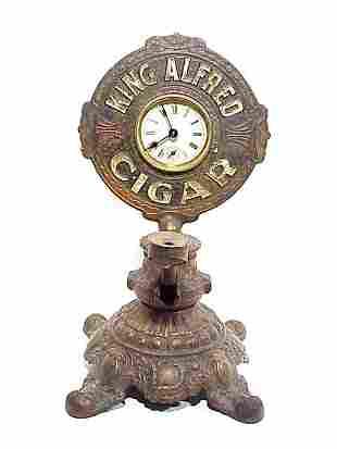 King Alfred Cast Iron Countertop Cigar Cu