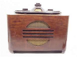 Philco Model 37-604 1930's Radio 8 x 12.5