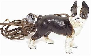 Cast Iron Boston Bull Terrier Lighter 6 i