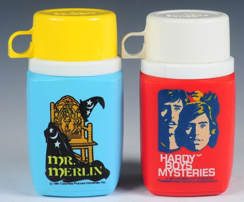 THREE LATE 70s/EARLY 80s TV SHOW THEMED LUNCH BOXES - 8