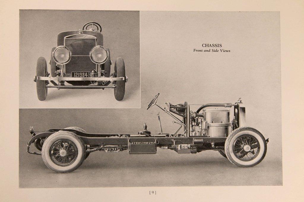 1920s DOBLE STEAM CAR SALES BOOKLET - 7