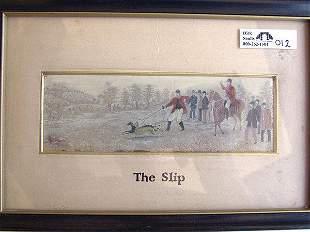 Stevengraph, STG #163, The Slip