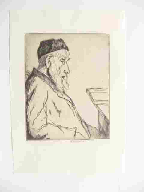 213: Prairie Print Maker Gift Print By