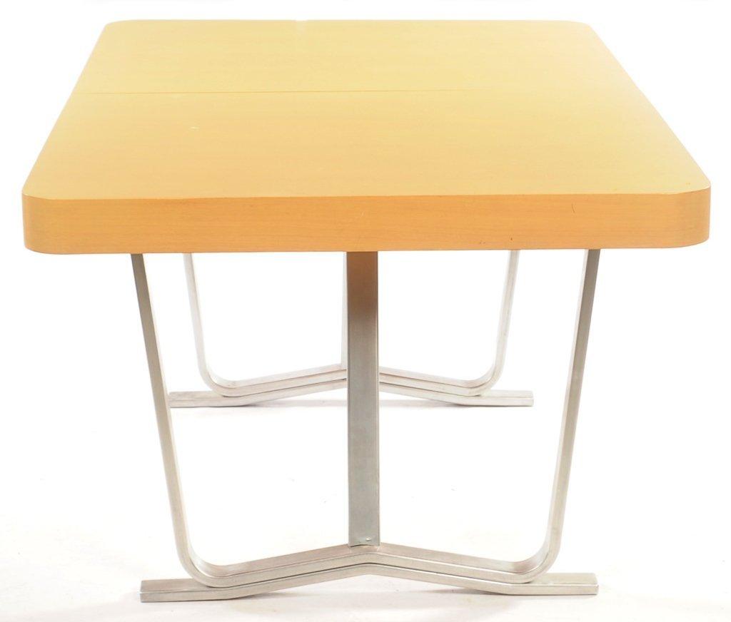 1947 CESSNA AIRCRAFT MODERN DESIGN DINING TABLE - 5