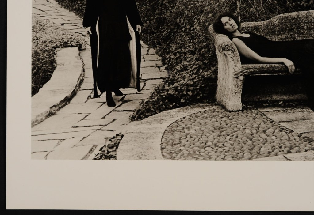 JOYCE TENNESON (BORN 1945) SILVER GELATIN PRINT - 5