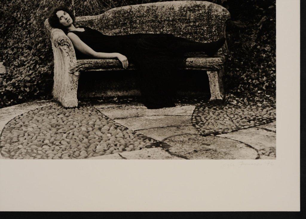 JOYCE TENNESON (BORN 1945) SILVER GELATIN PRINT - 6