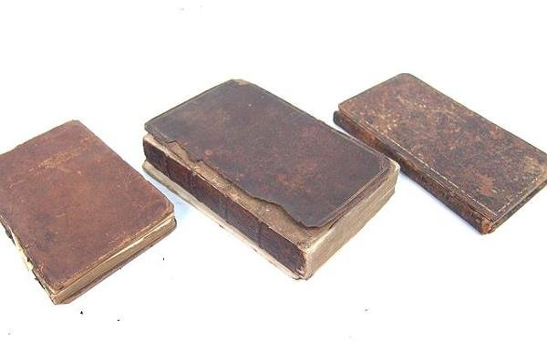 28: 17TH, 18TH & 19TH C. BOOKS: 3 EARLY HISTORY WORKS