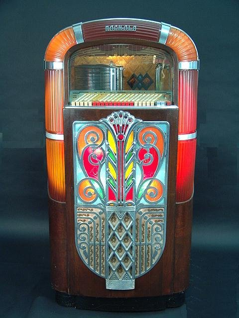 1151: ROCK-OLA 1426 JUKEBOX IN GOOD OLD CONDITION