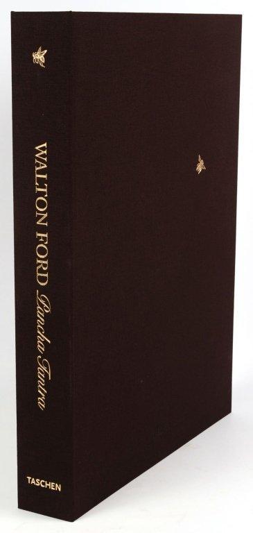 PANCHA TANTRA, WALTON FORD, SIGNED LTD. TASCHEN 2007 - 3