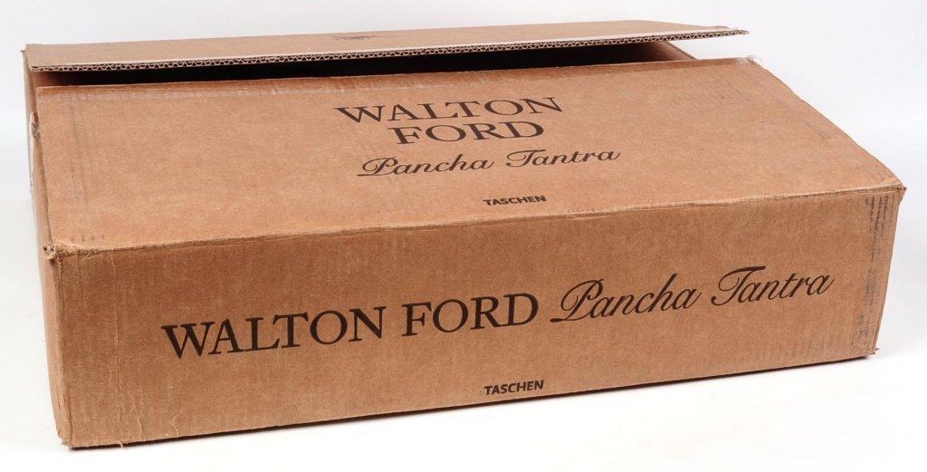 PANCHA TANTRA, WALTON FORD, SIGNED LTD. TASCHEN 2007 - 9