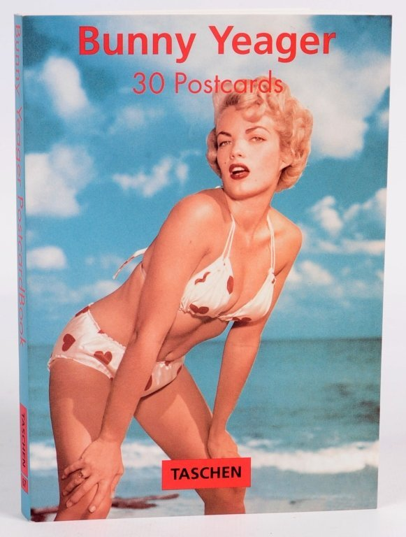 FIVE TASCHEN BOOKS EROTICA AND RELATED - 6