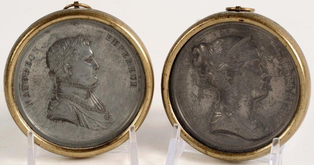 BERTRAND ANDRIEU (1761-1822) NAPOLEON & JOSEPHINE
